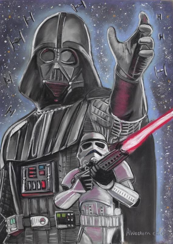 Star Wars Characters por western61